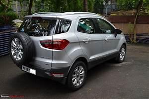 Ford Ecosport Titanium : my urban suv ford ecosport titanium tdci moondust silver team bhp ~ Medecine-chirurgie-esthetiques.com Avis de Voitures