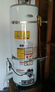 Water Heater Installation Up To Code