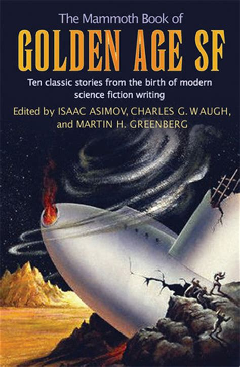 the mammoth book of golden age science fiction ten