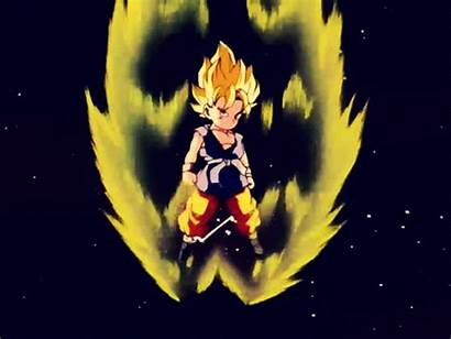 Goku Saiyan Super Dragon Ball Ssj Dragonball