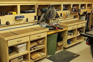 Woodshop / Workshop - 2nd Floor of Garage