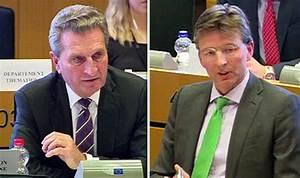 EU news: Dutch MEP GRILLS Juncker's representative over ...