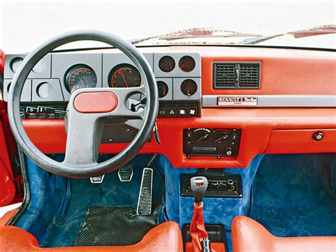 interieur 5 gt turbo renault 5 turbo petit cl 233 on fonte gros turbo 160 ch 350 ch