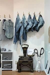 Visual Merchandising Einzelhandel : die besten 25 denim dekor ideen auf pinterest denim handwerk denim teppich und recycling ~ Markanthonyermac.com Haus und Dekorationen