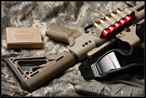Remington 870 Tactical Shotgun Stocks