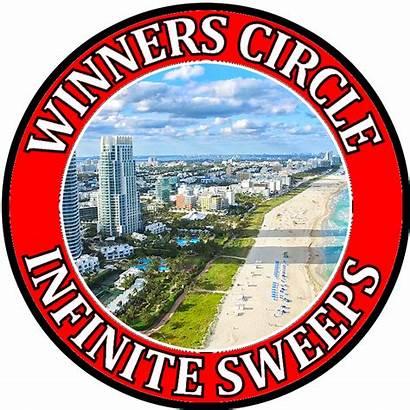 Winners Sweepstakes Infinitesweeps Circle Gift Giveaway Winner