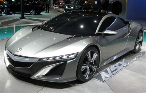 2018 Acura Nsx Price Top Speed Pictures