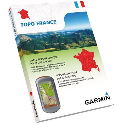 Carte Gps De France