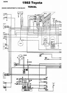 93 Toyota Tercel Fuse Box Diagram