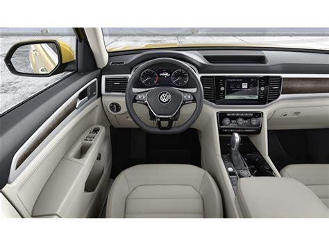 volkswagen atlas black interior volkswagen atlas prices reviews and pictures u s news