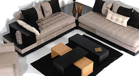 canapé avec matelas canapé marocain moderne vente canapé marocain design pas cher