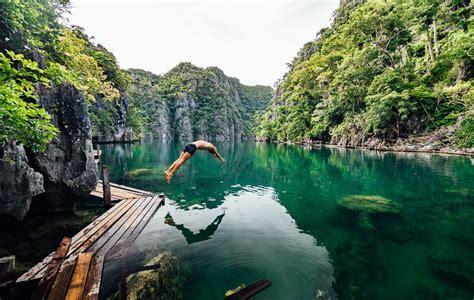 Kayangan Lake In Coron Island Palawan Journey Era