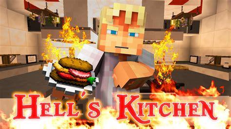 Minecraft Hell Kitchen by Minecraft Hell S Kitchen Challenge Sandwich Mod Cook