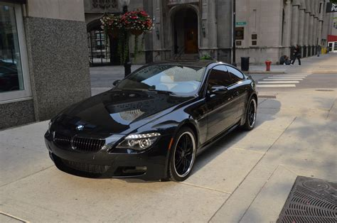 2008 Bmw M6 For Sale by 2008 Bmw M6 Stock 24453 For Sale Near Chicago Il Il