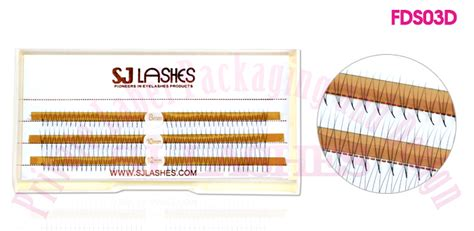 pre fanned volume lashes 0 05mm 0 07mm 3d pre fanned russian volume lashes fds03d