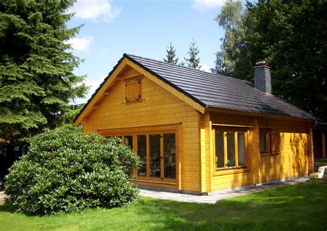 Inhortasholzhaus Mit Besonderheiten, Holzhäuser Mit