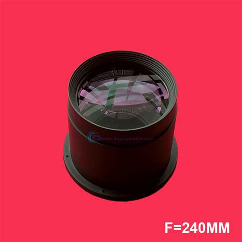 led projector diy lens fmm focal length dqpl