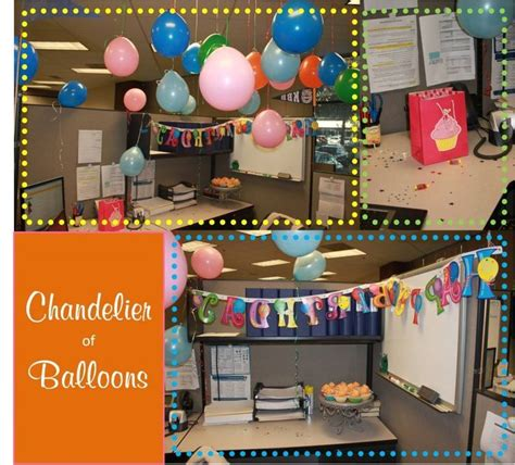 happy birthday cubicle decorations birthday cubicle decorating ideas images work
