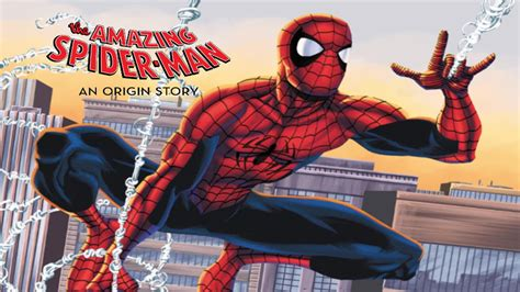 amazing spider man  origin story  app