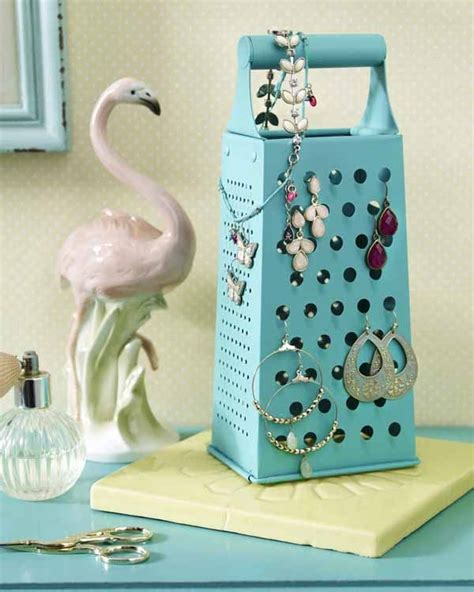 Get Organized Clever Jewelry Storage by 8 Clever Jewelry Organizers Even Newbies Can Make Babble