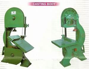 Wood Working Machine, Wood Working Bandsaw Machine, Milson