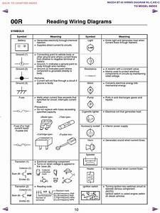 Mazda Bt50 Wl C  U0026 We C Wiring Diagram F198 30 05l10 Pdf