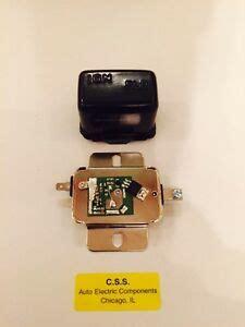 chrysler dodge plymouth voltage regulator electronic solid state mopar a b ebay