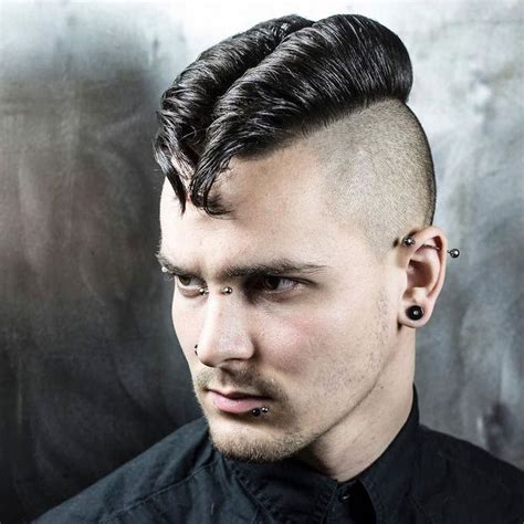 71 Cool Men's Hairstyles 2017  Rockabilly, Boy Haircuts