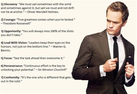 Barney Stinson Office Wall Poster