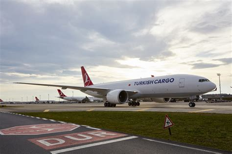 Flight To Porto by Turkish Cargo Launches New Cargo Flights To Porto