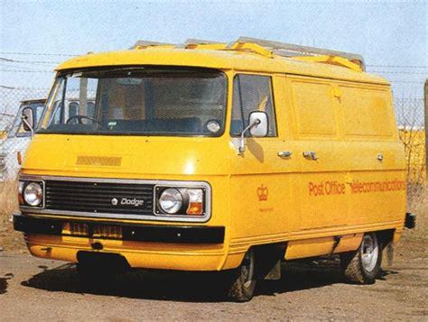 Unsung heroes : Commer/Dodge Spacevan - AROnline