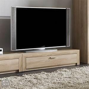 Tv Board Sonoma Eiche : lowboard montreal tv board hifi wohnzimmer unterschrank in ~ Lateststills.com Haus und Dekorationen