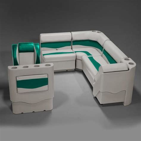 Boat Seats Teal by Pontoon Boat Seats Crg1911 Pontoonstuff