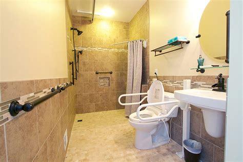 handicap bathrooms designs handicap bathroom remodel culpeper va ramcom kitchen bath