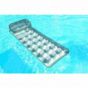 Matelas Gonflable Pour Piscine : matelas gonflable de piscine intex suntanner ~ Dailycaller-alerts.com Idées de Décoration