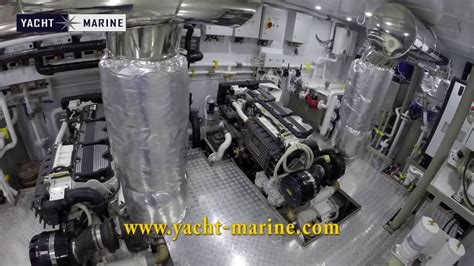 Z Boat Engine by 40 M Sail Yacht For Sale Interior And Engine Room Tour