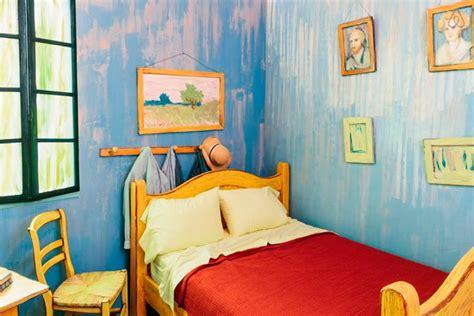 gogh chambre la célèbre chambre de gogh est maintenant disponible