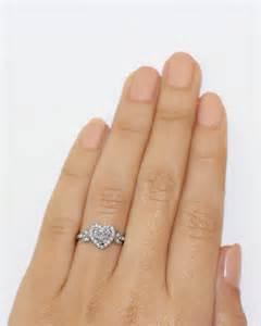 blossom shaped ring shaped engagement rings 2276068 weddbook - Shaped Wedding Rings Bridal Set