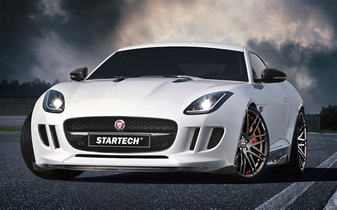 2015 Startech Jaguar F Type Coupe Wallpaper