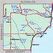 Michigan: Iosco County « Every County