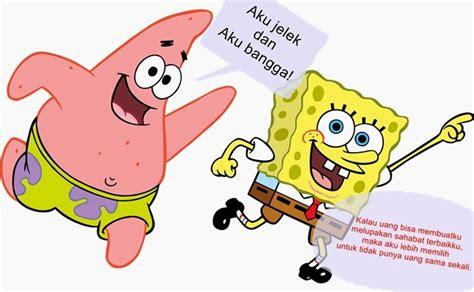 20 Dp Bbm Spongebob Lucu Bergerak Terbaru
