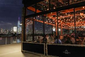 Chart House Weehawken Happy Hour The 16 Best Waterfront Restaurants In New Jersey