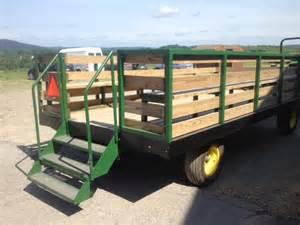Hay Ride Wagon Plans