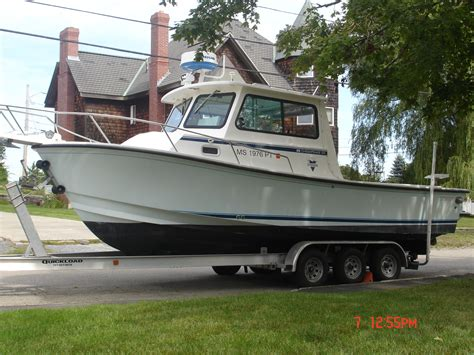 Boat Diesel Prices by Great Price And Great On Fuel 55k 2004 26 Steiger Craft