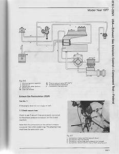 Where Can I Find A Diagram Of The Vacuum Hoses For A 1977