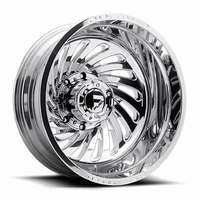 Wheels Rear Dually Fuel Polished Rims Lug