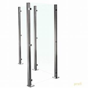 Glas Windschutz Für Terrasse : sichtschutz im garten aus glas glasprofi24 ~ Whattoseeinmadrid.com Haus und Dekorationen