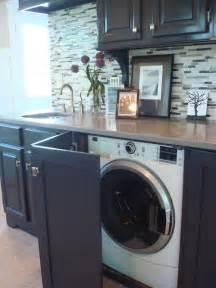 lave linge dans la cuisine comment intégrer le lave linge dans intérieur 31