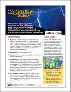 17 best ideas about lightning safety on thunder and lightning sounds power outage