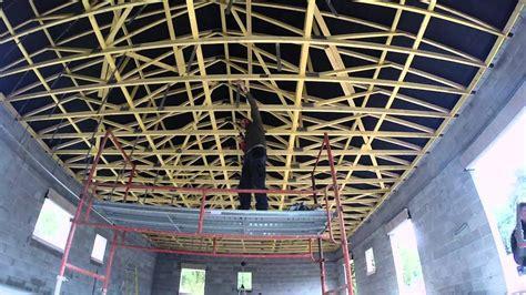 plafond placo ba13 deuxi 232 me 233 la pose des suspentes